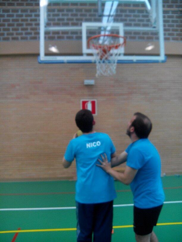 Autismo Melilla  comienza las Actividades de Deporte