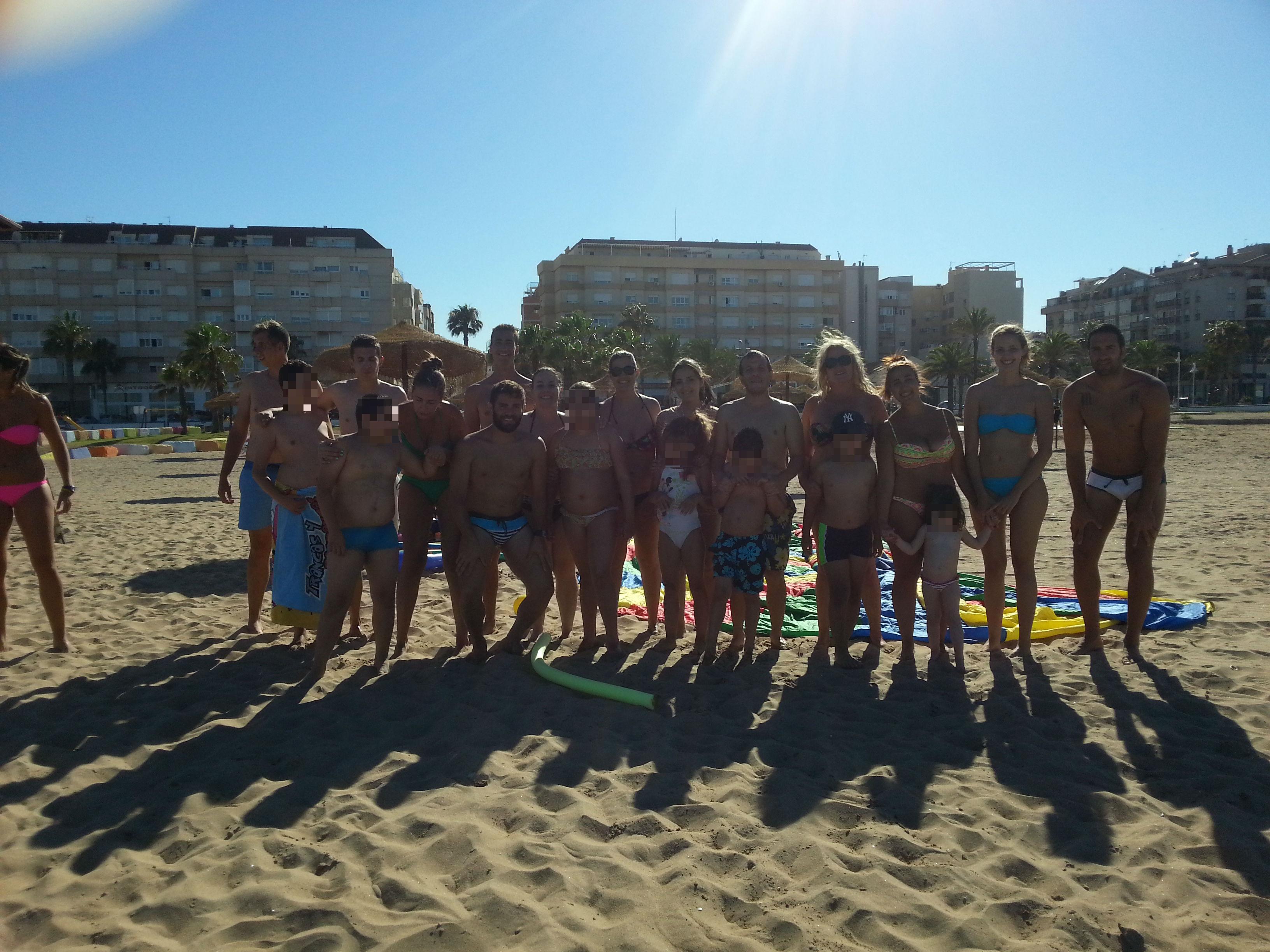 Autismo Melilla y el verano