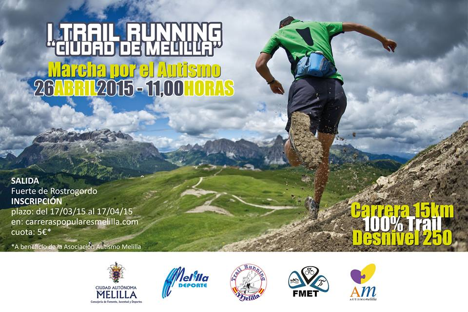 I Trail Running Melilla