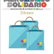 Mercadillo Solidario Autismo Melilla