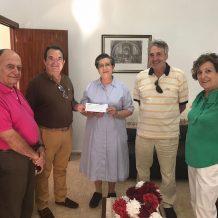 Donación de Casa de Melilla en Madrid a Autismo Melilla